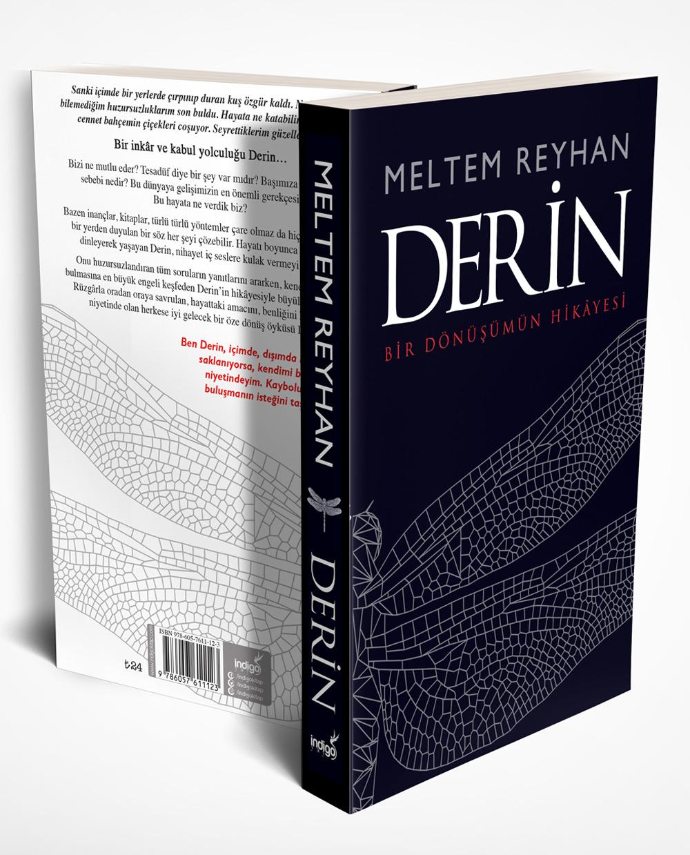 Meltem Reyhan Derin Kitabı