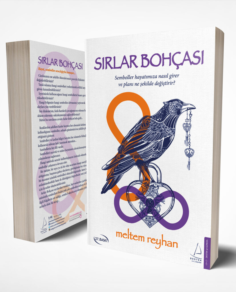 Meltem Reyhan Sırlar Bohçası Kitabı